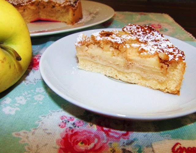 Apfelkuchen mit Zimt