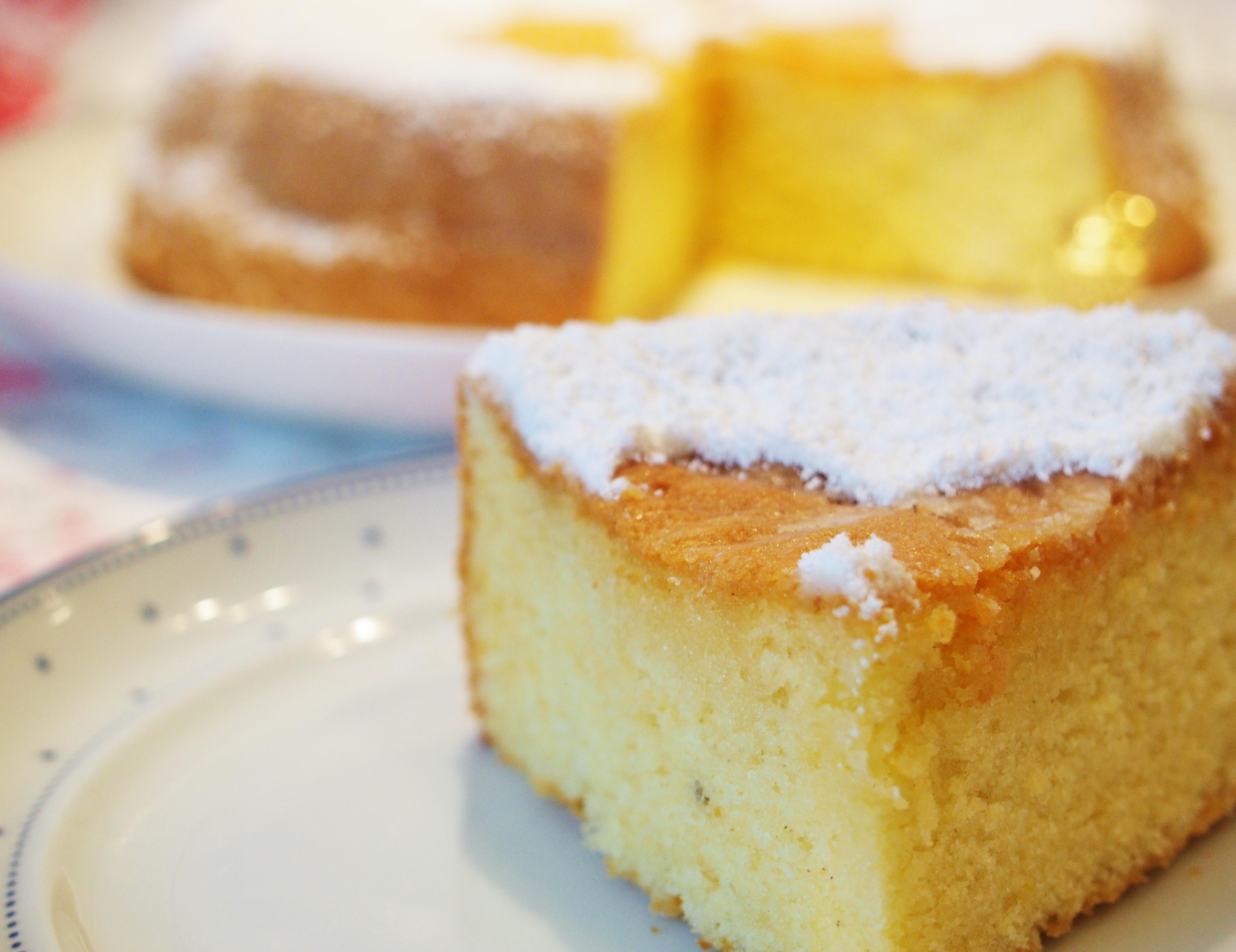 Kuchen Mit Olivenol Fraulein Ella