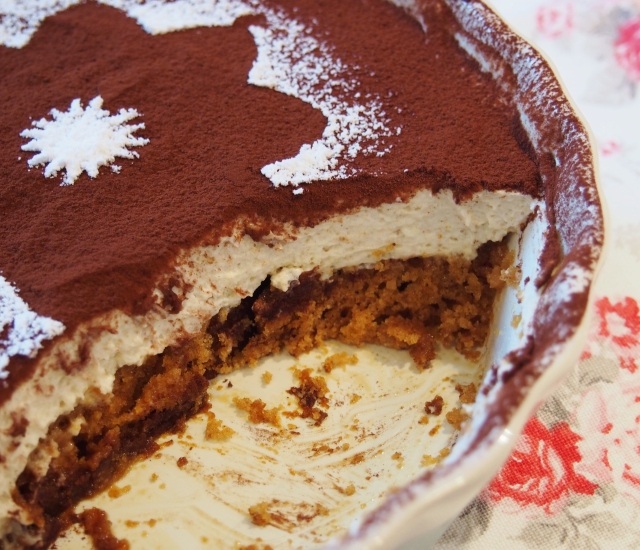 Lebkuchen-Tiramisu
