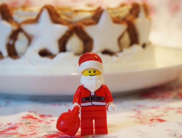 Zimtstern-Torte