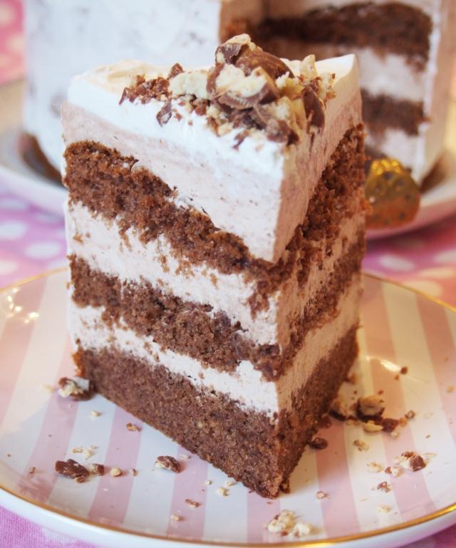 Haselnuss-Torte