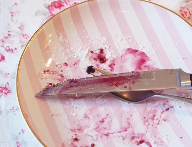 Heidelbeer-Apfel-Marzipan-Tarte