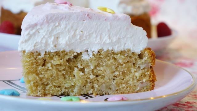 Smoothie-Kuchen mit Mascarponecreme