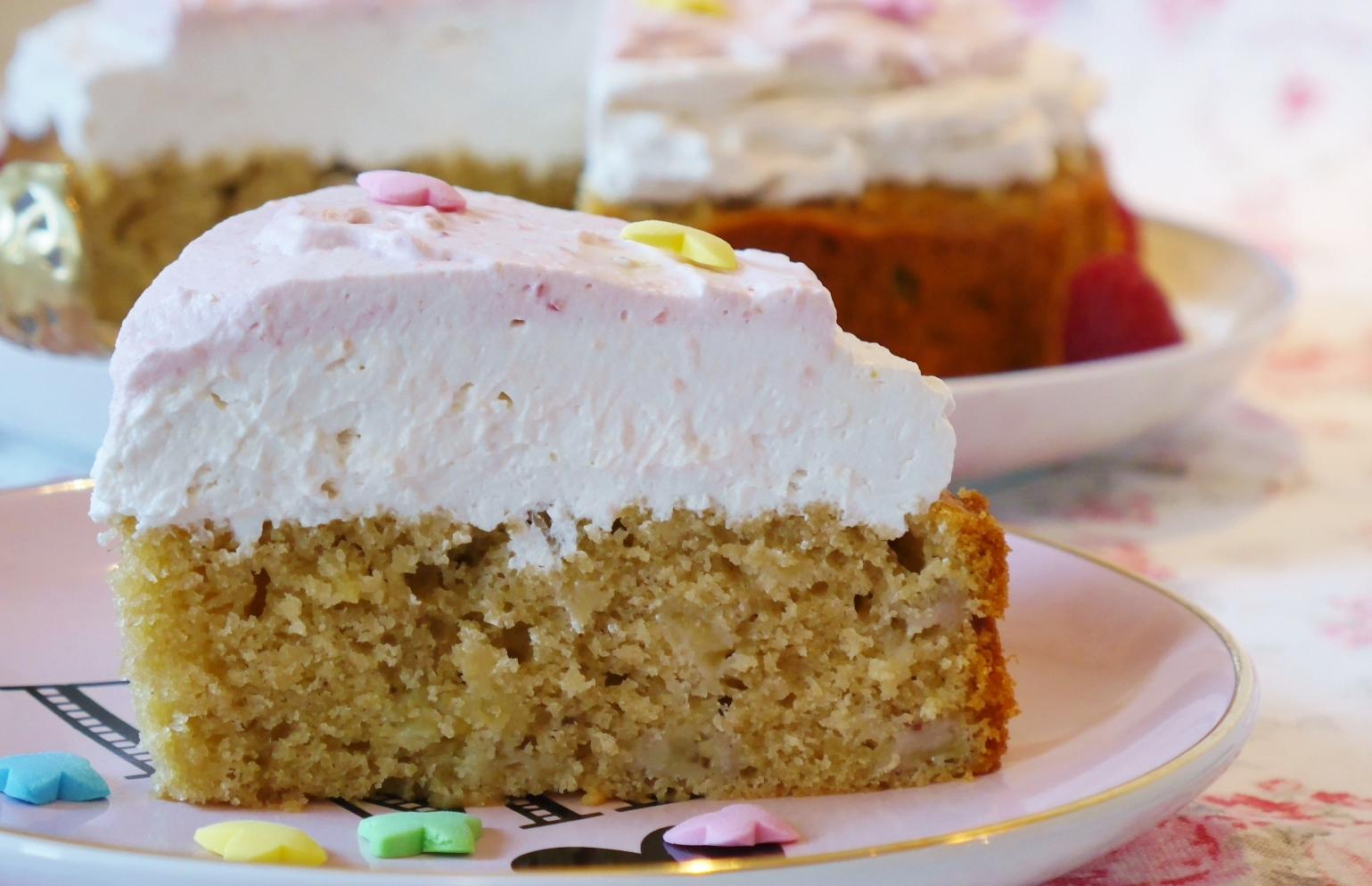 Fruchtig Suss Und Sooo Schon Saftig Smoothie Kuchen Mit