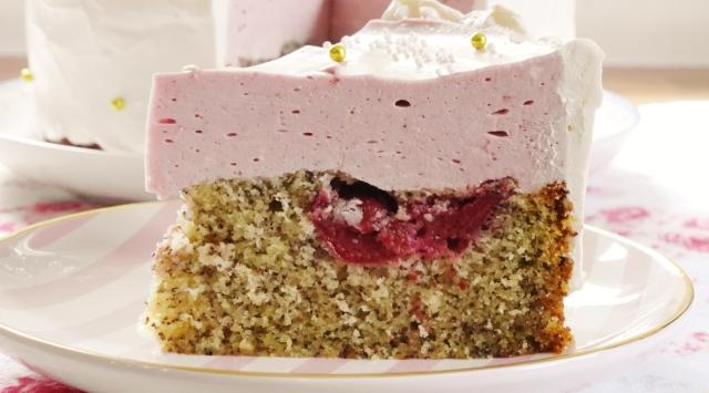 Kirsch-Mohn-Torte