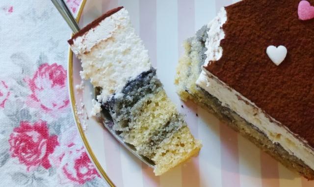 Blaubeer-Zimt-Torte