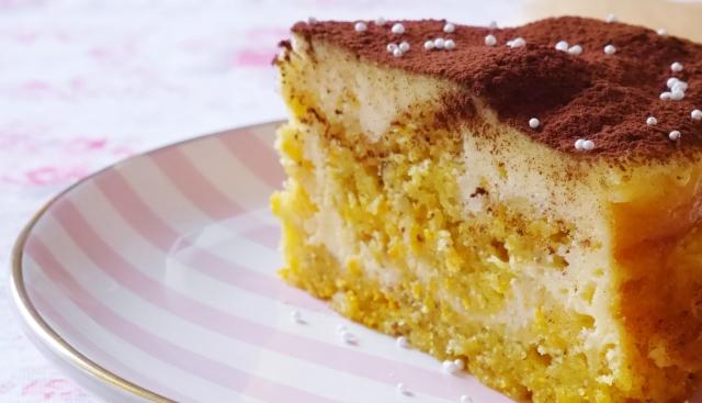 Möhren-Cheesecake