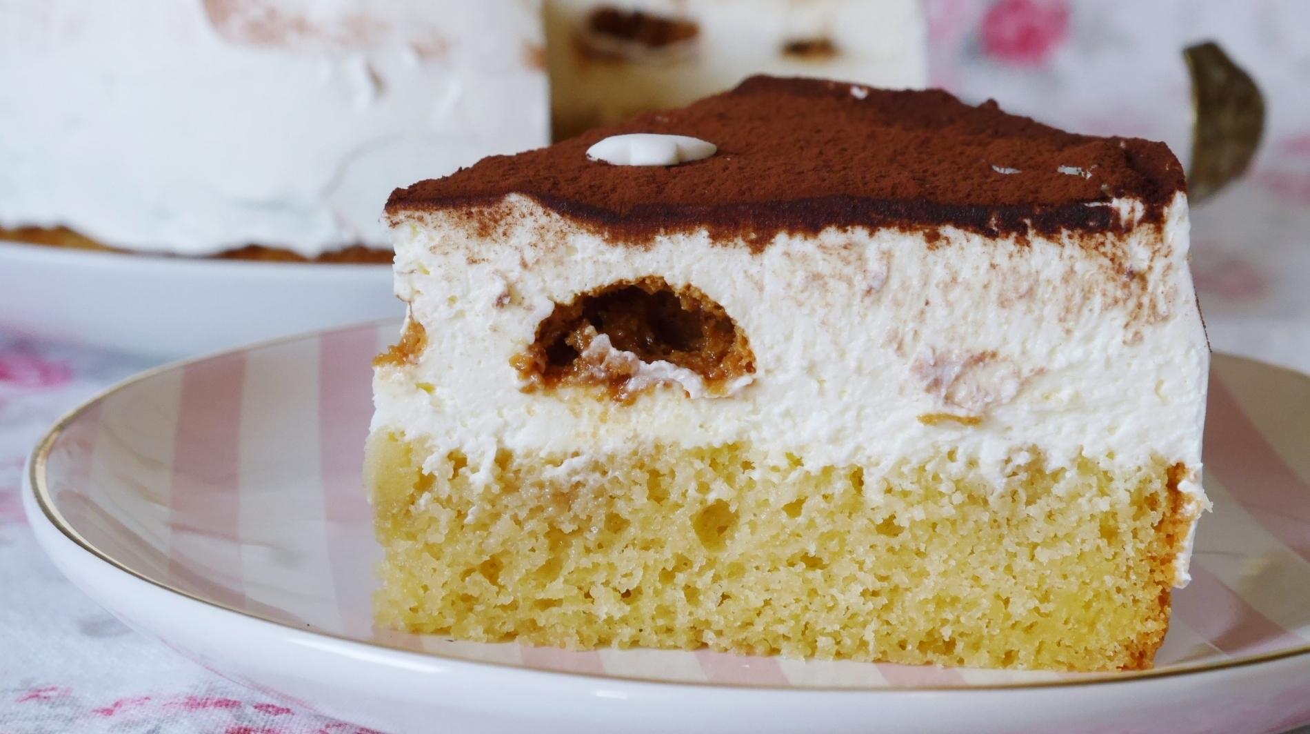 Tiramisu Kuchen Fraulein Ella