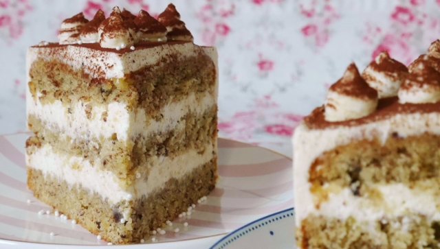 Amaretto-Torte