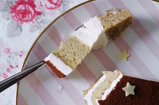 Mandel-Zimt-Torte