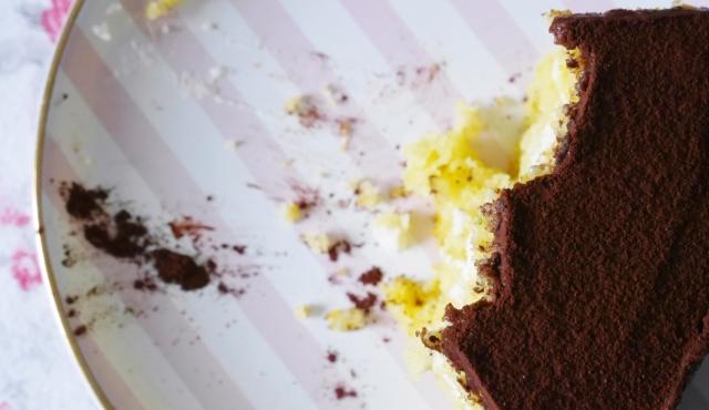 Schokoladen-Rübli-Torte