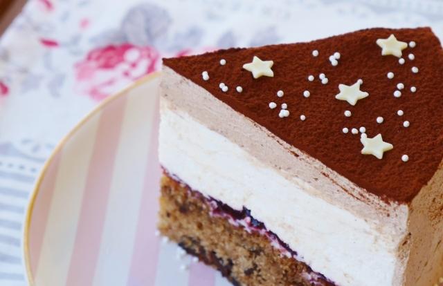 Cinnamon Cake mit Mascarponecreme