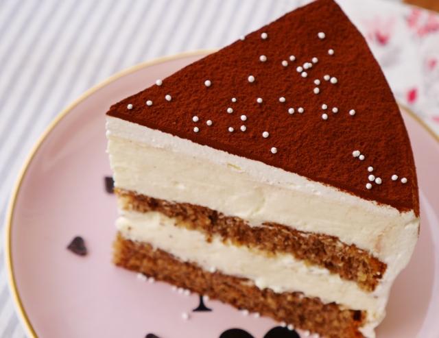 Walnuss-Vanille-Torte