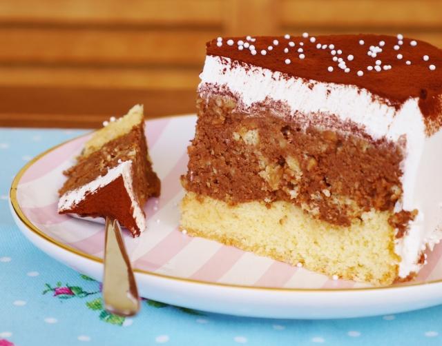 Amaretto-Mandel-Torte