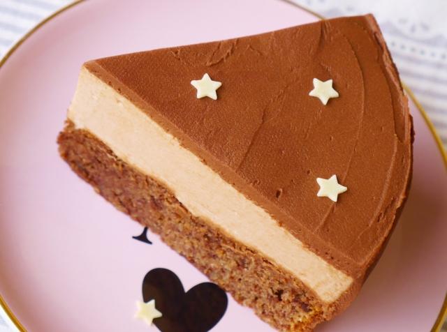 Schokoladen-Chai-Torte