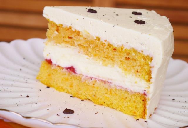 Rübli-Vanille-Torte