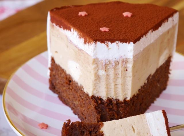Mokka-Mousse-Torte