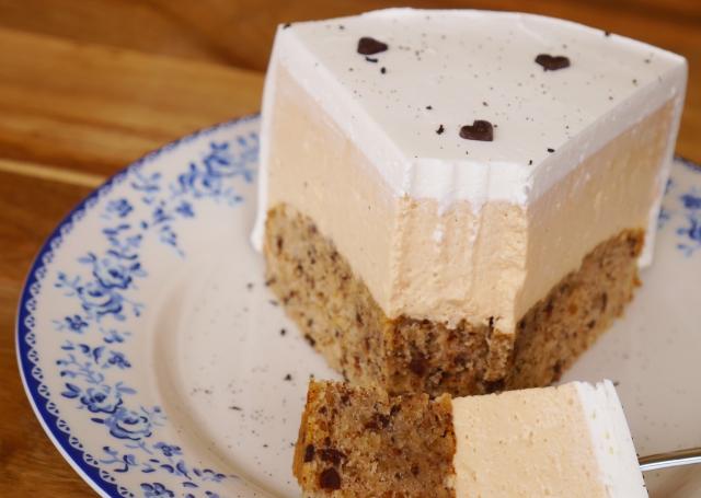 Walnuss-Hagebutten-Torte