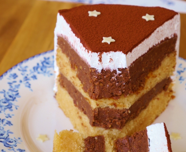 Baileys-Rocher-Torte