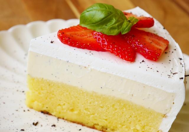 Basilikum-Orangen-Torte